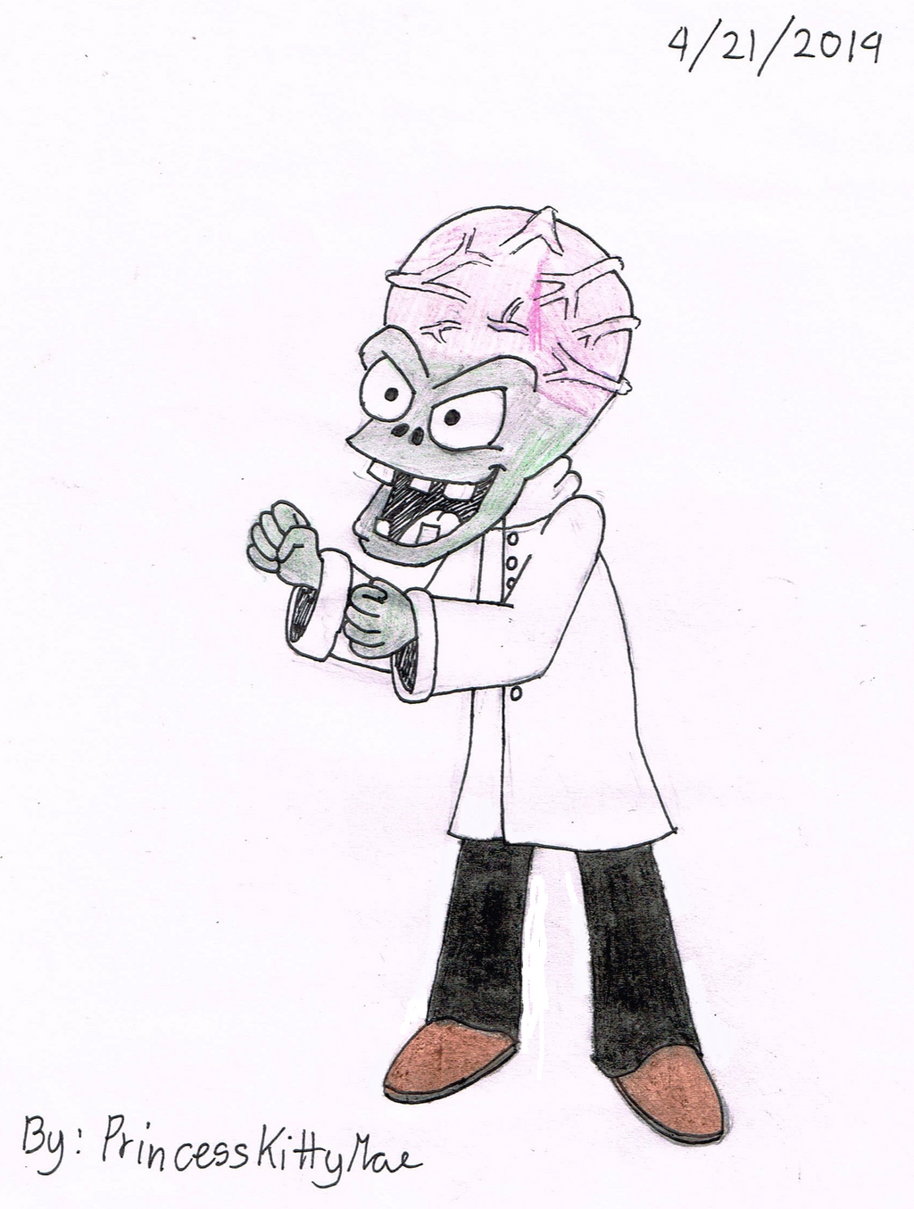 Image Result For Pvz Coloring Pages