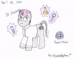 PvZ - Dr. Zomboss as MLP Version by CrazyPlantMae