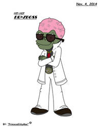 Hip-Hop Dr-Z by CrazyPlantMae