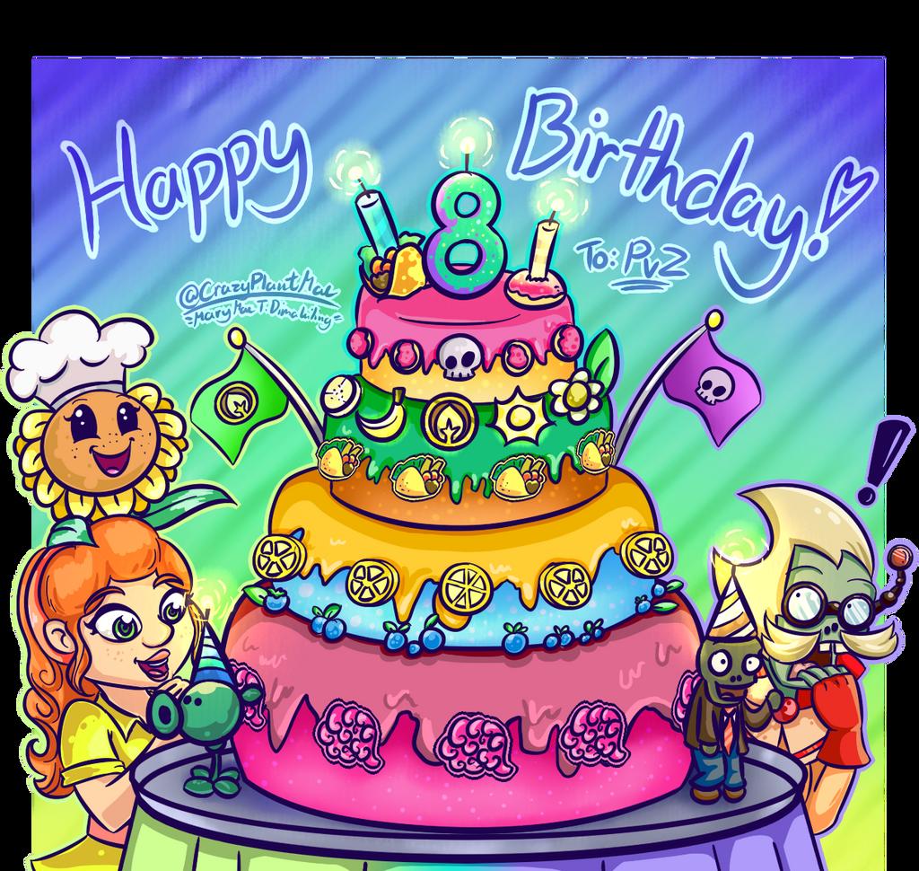 Already Made Birthday Cake In Glasgpw