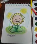 Cheery Sunny by CrazyPlantMae