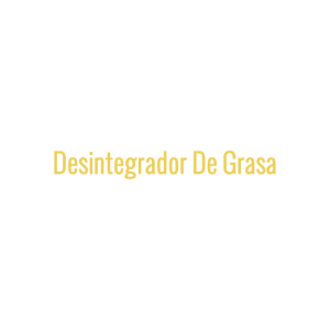 DesintegradorDeGrasa's Profile Picture