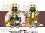 [CLOSE] Adoptables: Guardian of Mercury by ShizunneArts