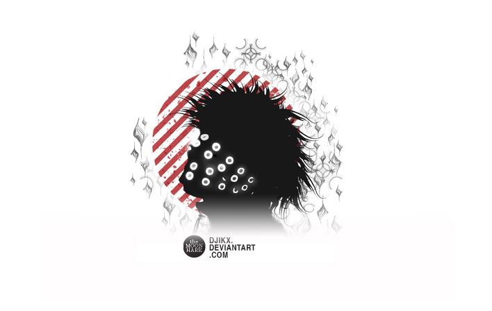 MoonHare - self logo by djikx