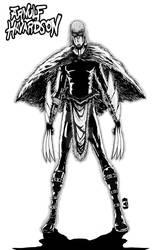 Arnulf Havarson, the Shaman Warrior