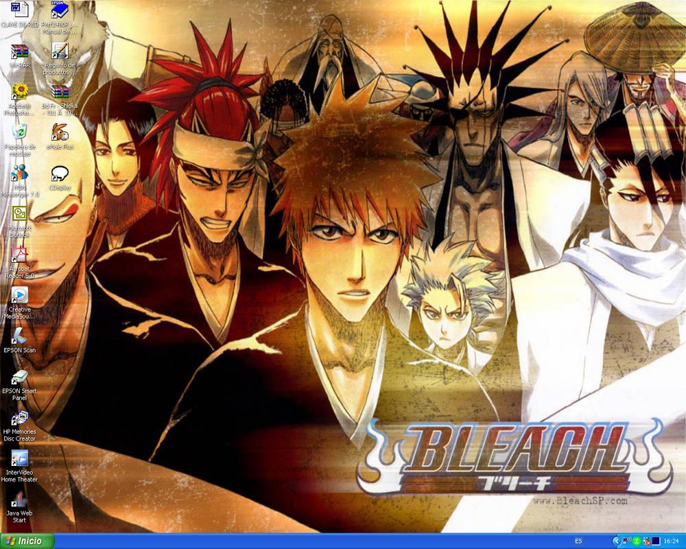 Bleach Desktop