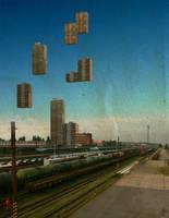 urban gaming by tomasbrechler