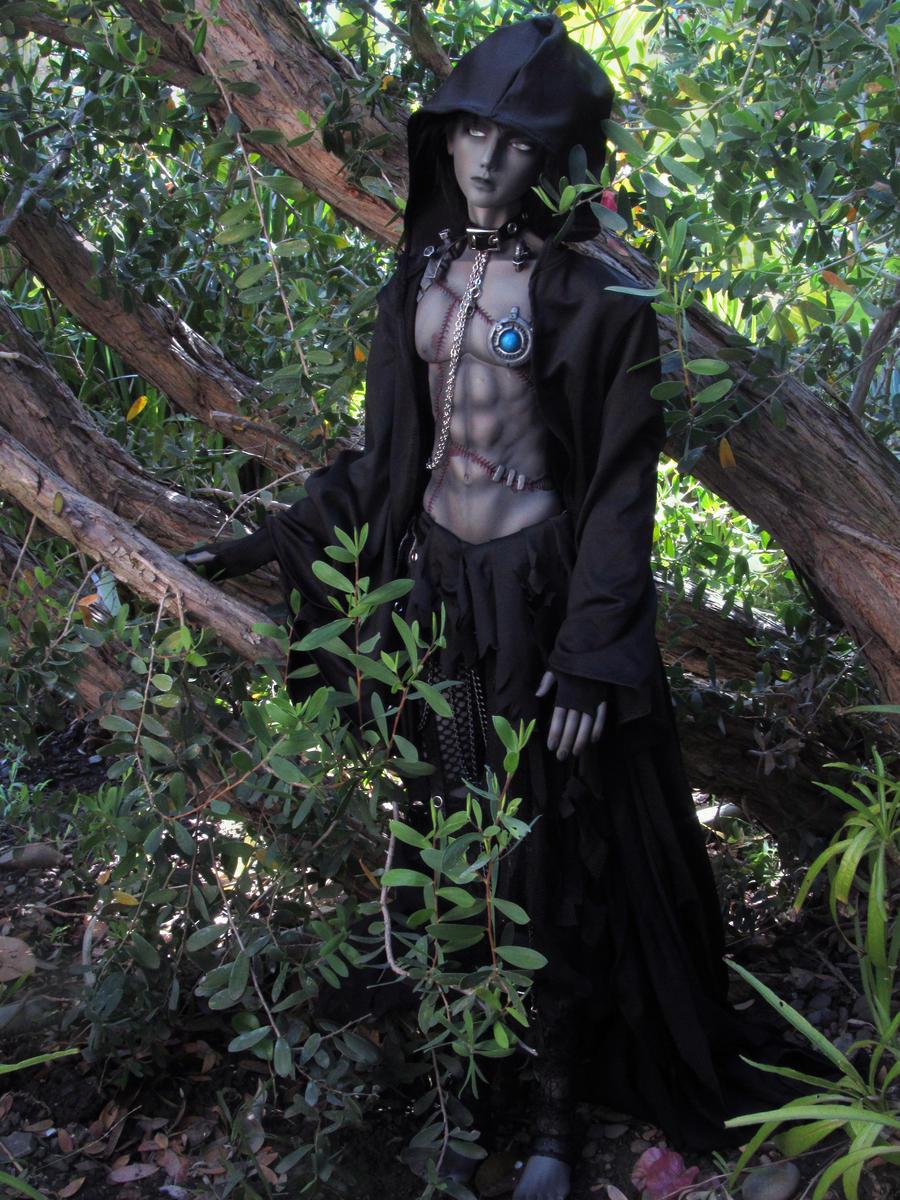 Stranger in the Savage Garden-4434z by aprillee