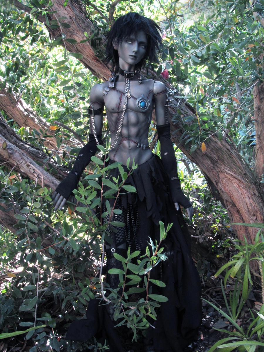 Stranger in the Savage Garden-4451z by aprillee