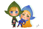 Breath of the Chibi Tingles