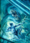 Namor and the Sea Serpent