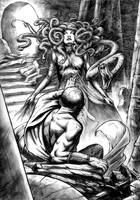 Medusa Completed by dfbovey