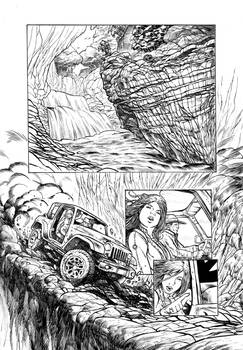 Bloom page 1 inks