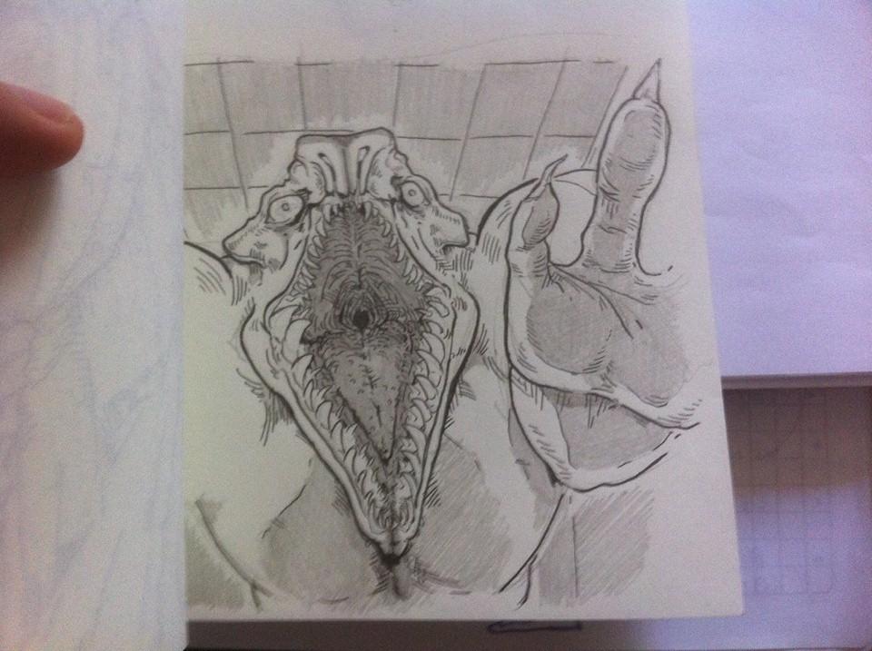 Monstruo 2 by xpibx