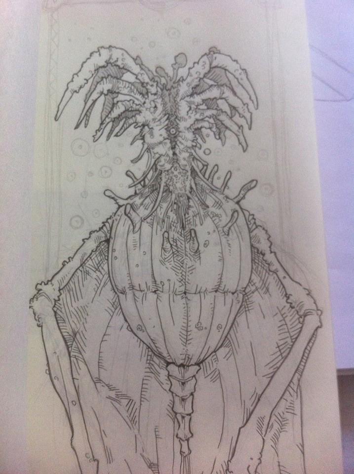 Monstruo 3 by xpibx