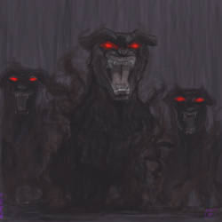 hounds of shadow by xpibx