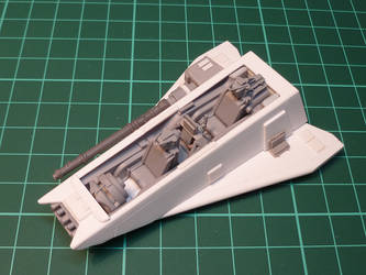 Cockpit scratch by JieF-R