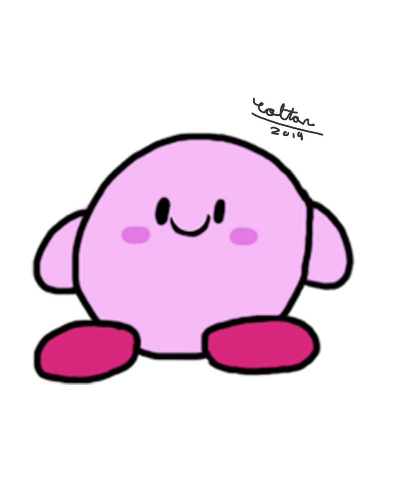 Kirby by ColtonDHoff