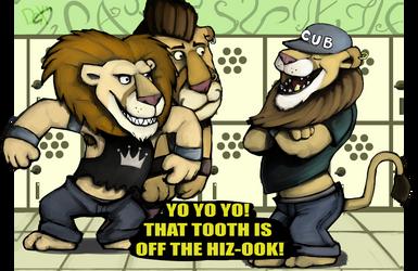 OFF THE HIZ-OOK