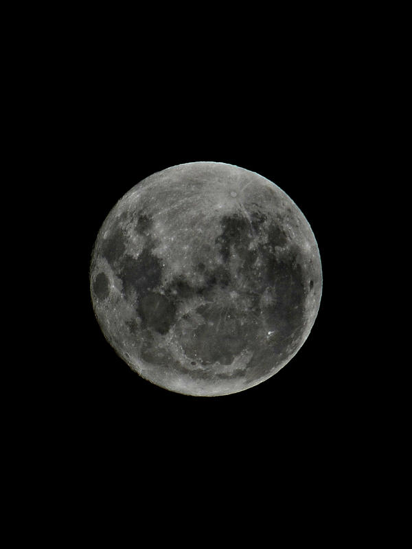 Moon stock 02 by Shutter-Shooter
