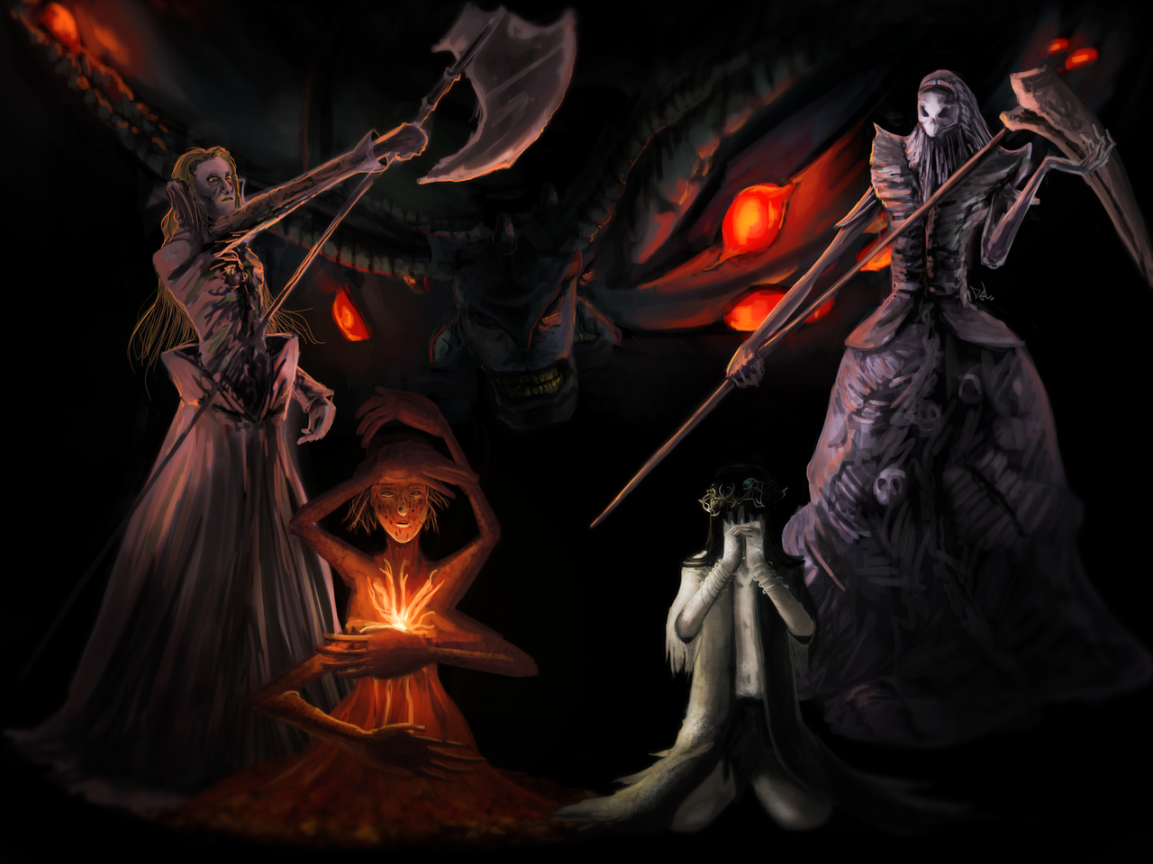 the manus family by dalsifodyas on deviantart