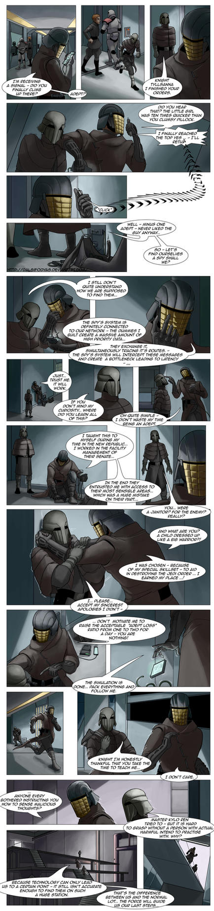 Star Wars - First Order Tales - The Invasion 26 by DalSifoDyas