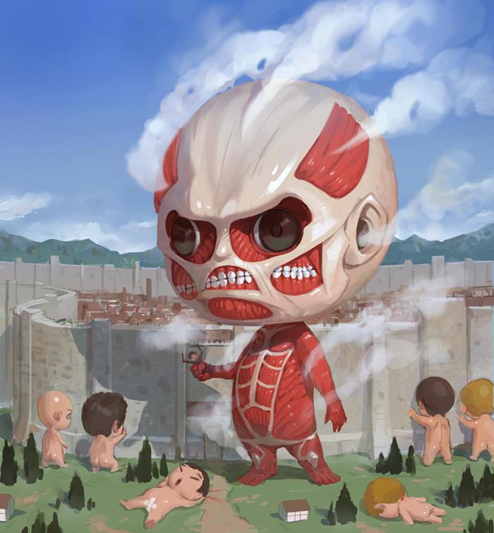 Attack on Titan
