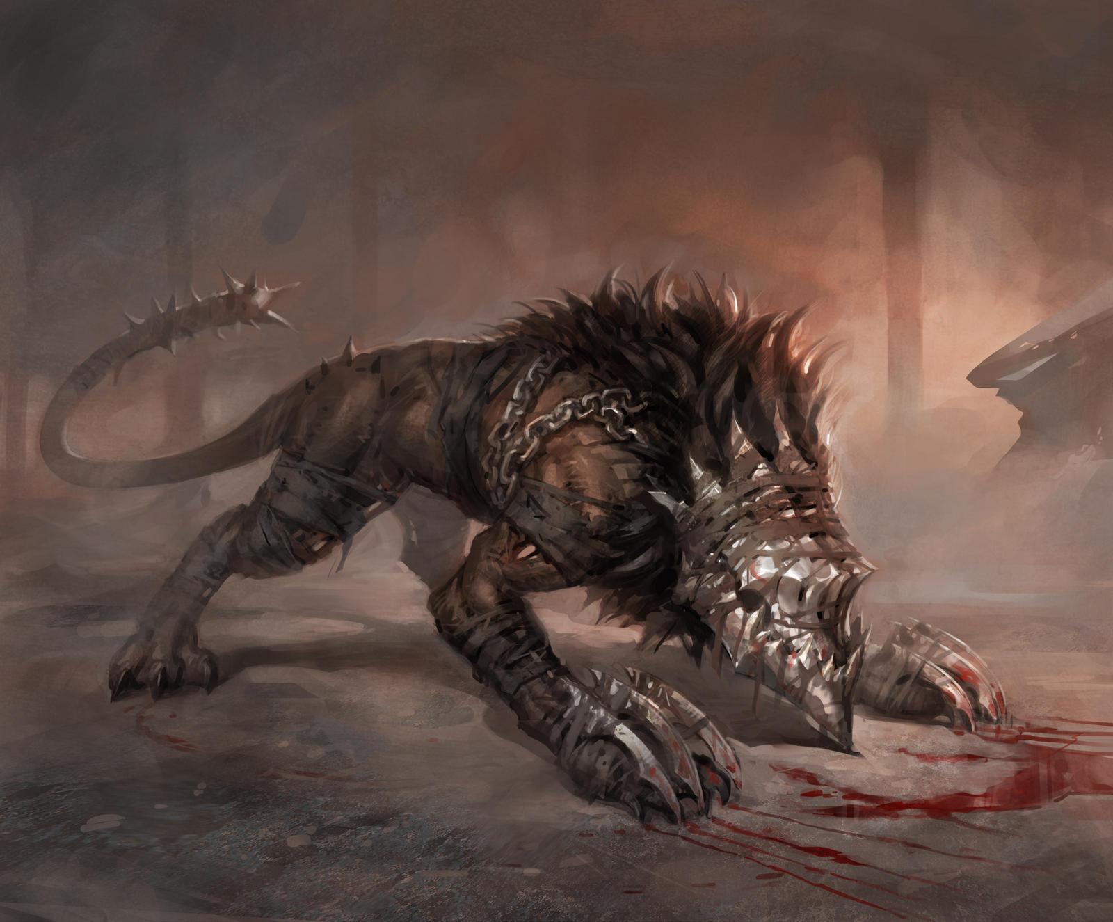 Hades Pet Dog