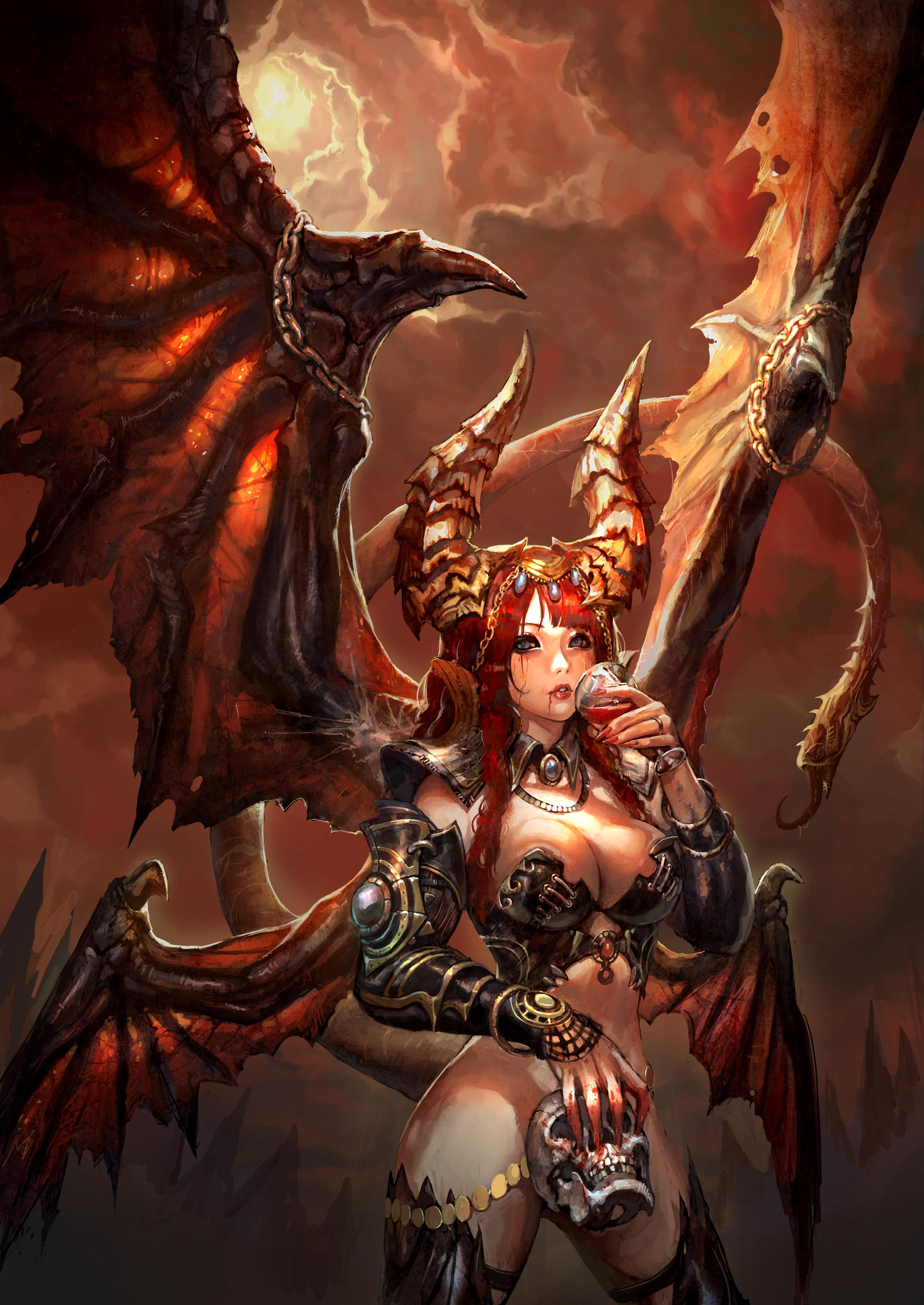 Diablo 3 lilith naked xxx clips