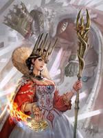 Queen of victory