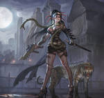 Maya Assassin