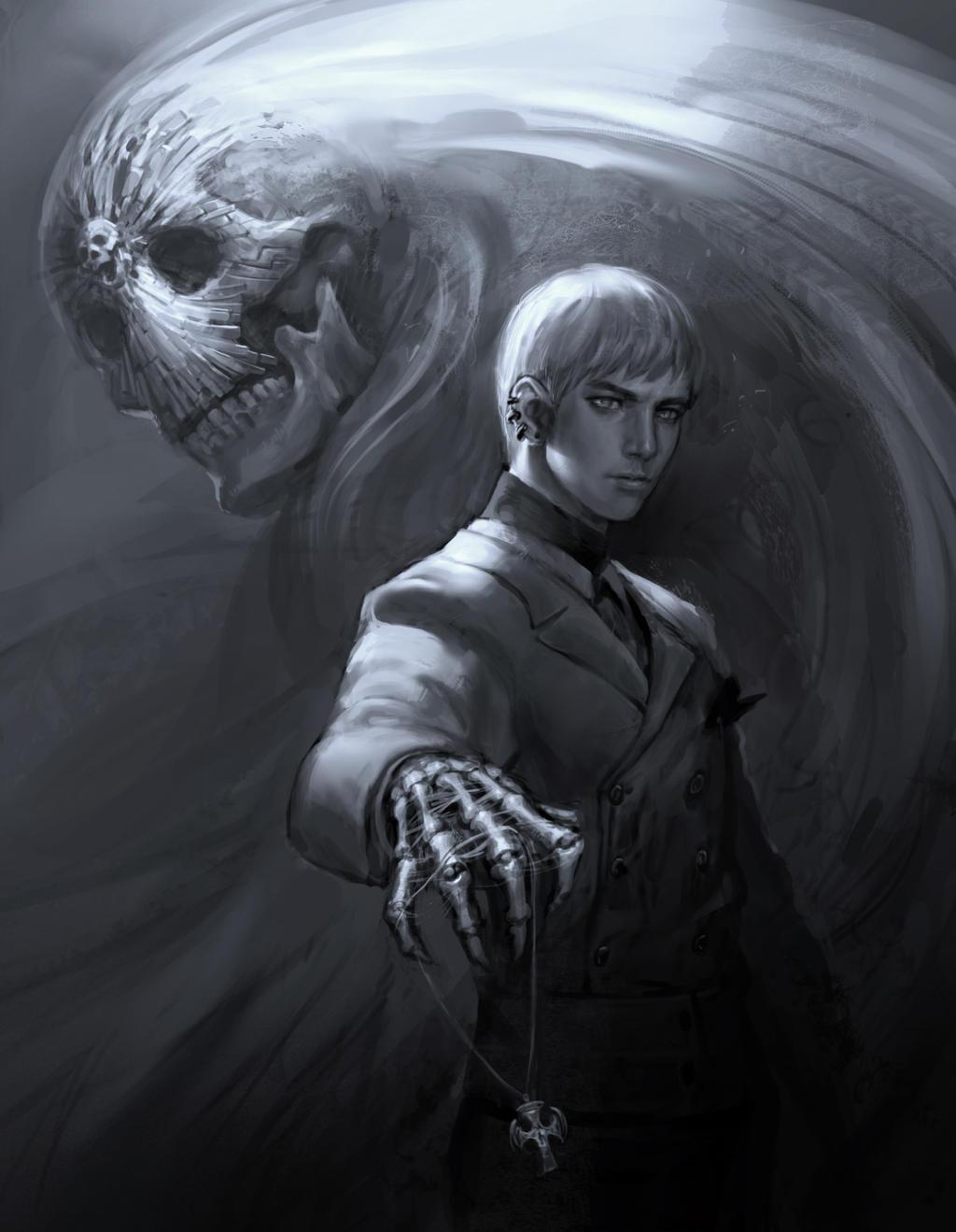 Image result for ghost warrior fantasy
