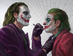 If he was in the movie Joker