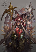 witch of gunner