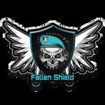 Fallen Shield Logo