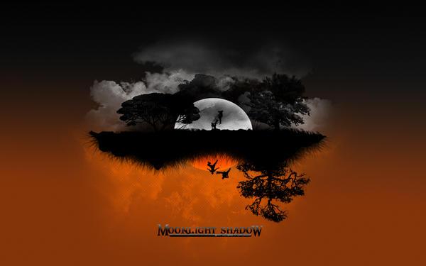 Moonlight Shadow by JaJuJi
