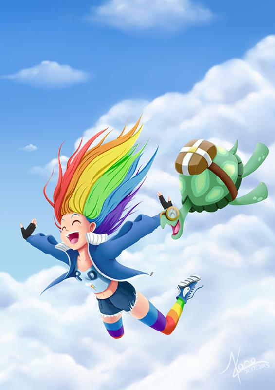 Skydiving Dash