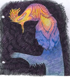 Glowy Creature Sketch