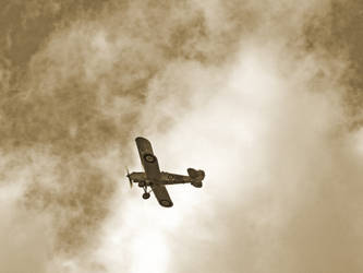 Vintage Nimrod Sky by davepphotographer