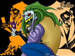 Wallpaper Angels Joker