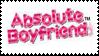 absolute boyfriend stamp by sixthkidfromthestarz