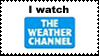 weather channel stamp by sixthkidfromthestarz
