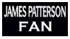 James Patterson stamp by sixthkidfromthestarz