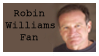 Robin Williams stamp by sixthkidfromthestarz