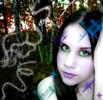 girl of sparkles