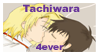 TachiWara stamp by sixthkidfromthestarz