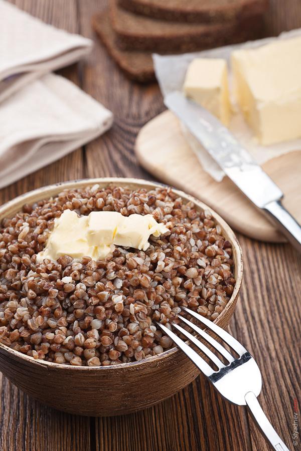 Buckwheat porridge russian cuisine by slyadnev on deviantart for Art of russian cuisine