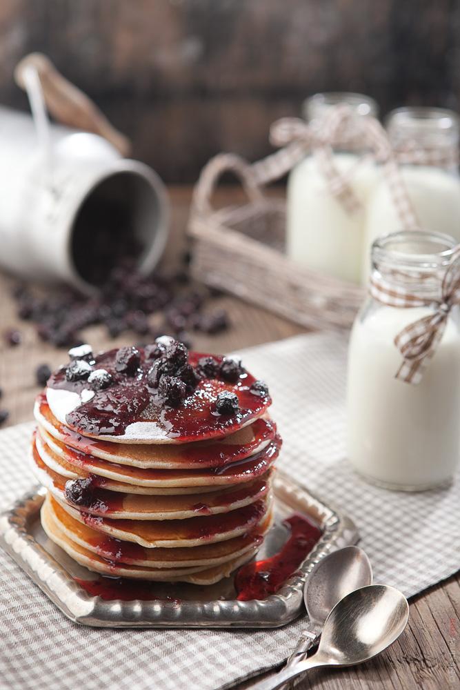 Pancakes by slyadnev