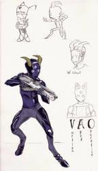 IZ BF- VAO by Mech-Maker