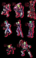 IZ: Battlefront - Redux by Mech-Maker